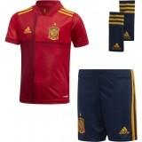 Camiseta de Fútbol ADIDAS Minikit 1ª equipación España 2020 FI6252