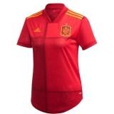 Camiseta de Fútbol ADIDAS 1ª equipación España 2020 Mujer FI6238