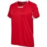 Camiseta Mujer de Fútbol HUMMEL Core Team Woman 203438-3062