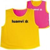 Peto de Fútbol LUANVI Reversible Campus 09854-0198