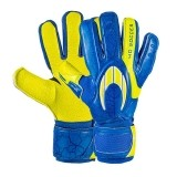 Guante de Portero de Fútbol HOSOCCER One Negative Robust Speed Blue 051.0840