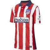 Camiseta de Fútbol NIKE 1º Equipación Atlético de Madrid 2020-2021 Niño CD4492-612