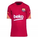 Camiseta de Fútbol NIKE FC Barcelona Strike Junior 2020-2021 CD6029-621