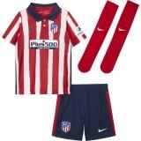 Camiseta de Fútbol NIKE 1ª Equipación  Atlético de Madrid 2020-2021 Minikit Infantil CD4585-612