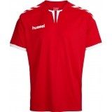 Camiseta de Fútbol HUMMEL Core SS Poly Jersey 003636-3060
