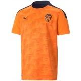 Camiseta de Fútbol PUMA 2ª Equipación Valencia CF 2020-2021 Niño 757477-03
