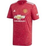 Camiseta de Fútbol ADIDAS 1ª Equipación Manchester United 2020-2021 GC7958