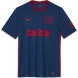 Camiseta de Fútbol NIKE 2ª Equipación Atlético de Madrid 2020-2021 CD4223-491