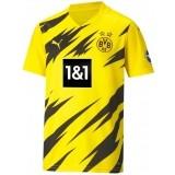 Camiseta de Fútbol PUMA 1ª Equipación Borussia Dortmund 2020-2021 Niño 757159-01