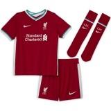 Camiseta de Fútbol NIKE 1ª Equipación Liverpool 2020-2021 Minikit  Infantil CZ2655-687