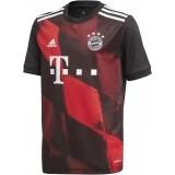 Camiseta de Fútbol ADIDAS 3º Equipación Bayer Munich 2020-2021 NIño FR4011
