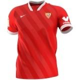 Camiseta de Fútbol NIKE 2ª Equipación Sevilla FC 2020-2021 Niño BV6738-658