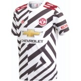 Camiseta de Fútbol ADIDAS 3º Equipación Manchester United 2020-2021 FM4263