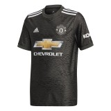 Camiseta de Fútbol ADIDAS 2ª Equipación Manchester United 2020-2021 Niño EE2397