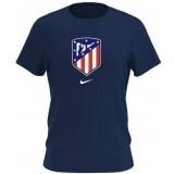 Camiseta de Fútbol NIKE Atlético de Madrid 2020-2021 100% algodón AQ7450-451