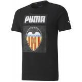 Camiseta de Fútbol PUMA Valencia CF FtblCore Graphic 2020-2021 758338-02
