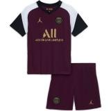 Camiseta de Fútbol NIKE MiniKit 3ª Equipación PSG Little Boys Kit CL 2020-2021 CK7903-612