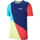 Camiseta de Fútbol NIKE FC Barcelona 2020-2021 100% algodón  DB7669-343