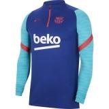 Sudadera de Fútbol NIKE FC Barcelona 2020-2021 Strike Drill Top CW1659-456