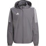 Chubasquero de Fútbol ADIDAS Tiro 21 All-weather Jacket GM7389