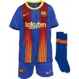 Camiseta de Fútbol NIKE F.C. Barcelona 2020-2021 Minikit DC7705-481