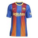 Camiseta de Fútbol NIKE 1ª  Equipación FC Barcelona 2020-2021 Niño CK9870-481