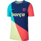 Camiseta de Fútbol NIKE FC Barcelona 2020-2021 100% algodón  DB7727-343