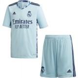 Camiseta de Fútbol ADIDAS Real Madrid 2020-2021 Minikit portero  FQ7481
