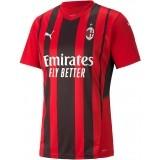 Camiseta de Fútbol PUMA 1ª Equipación AC Milán 2021-2022 759122-01