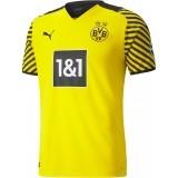 Camiseta de Fútbol PUMA 1ª Equipación Borussia Dortmund 2021-2022 759036-01
