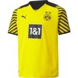 Camiseta de Fútbol PUMA 1ª Equipación Borussia Dortmund 2021-2022 Junior 759038-01