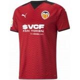 Camiseta de Fútbol PUMA 2ª Equipación Valencia CF 2021-2022 Junior 759342-05