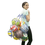 Portabalones de Fútbol JS Red porta 20 balones Deluxe 0004119
