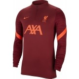 Sudadera de Fútbol NIKE Liverpool FC 2021-2022 Strike Drill Top DB0237-678