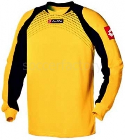 Camisa de Portero Lotto Jersey LS Wall