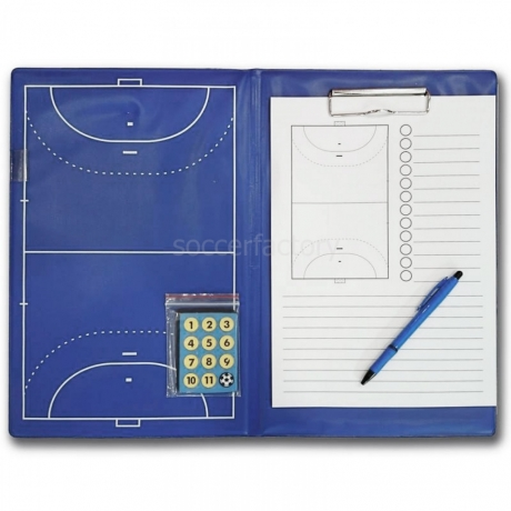 Pizarra JS Carpeta táctica profesional de fútbol sala