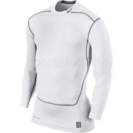 Nike Core Compressions LS Mock 2.0
