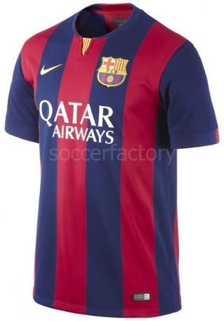 Camiseta Nike F.C. Barcelona 2014-2015 Stadium