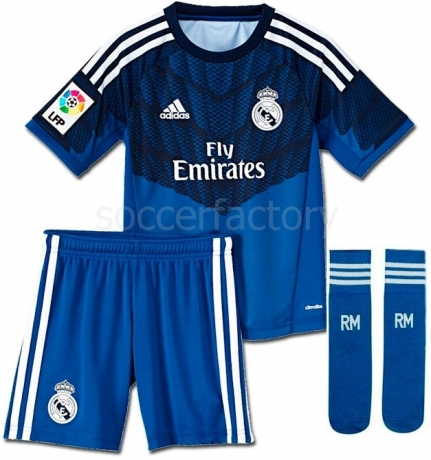 Camiseta de Fútbol ADIDAS Portero Real Madrid 2014-2015 S05459 9681500e38526