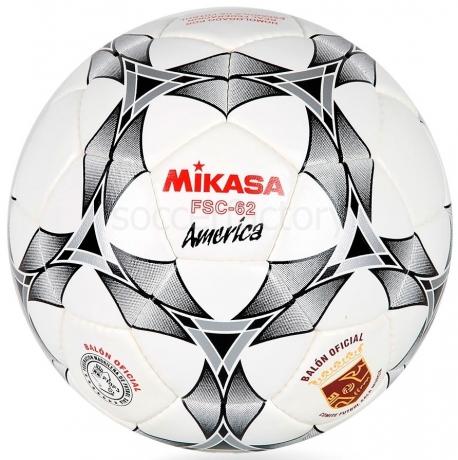 Balón Fútbol Sala Mikasa FSC-62M America