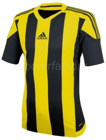 0b95e526eebf3 Camisetas adidas Striped 15 S16143