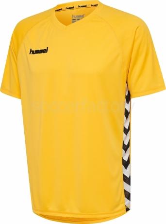 Camiseta de Fútbol HUMMEL Essential Authentic SS E03-018-5001 f55724be4b2d4