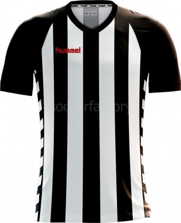 Camiseta hummel Essential Authentic V Striped