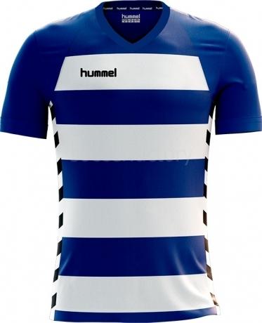 Camiseta hummel Essential Authentic H Striped