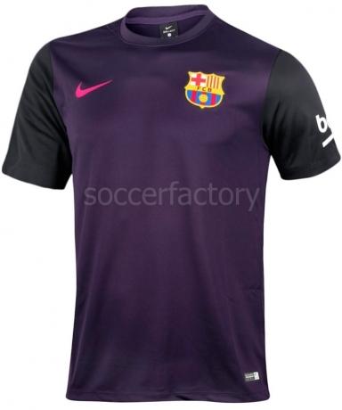 Camiseta de Fútbol NIKE 2ª equipación F.C. Barcelona 2016-2017 Supporters  776829-525 8906d00e5bd