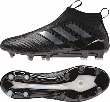 Adidas Botas De Futbol Negras