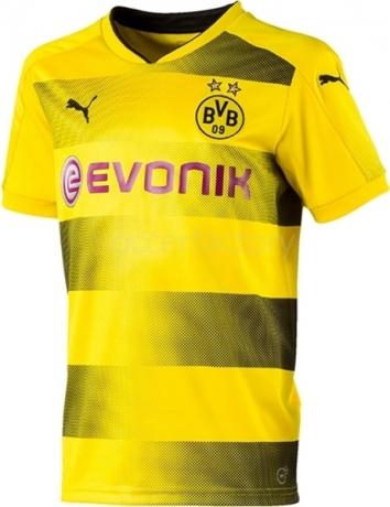 Camisetas Puma 1ª equipación Borussia Dortmund 2017-2018 751670-01 4264f208d789e