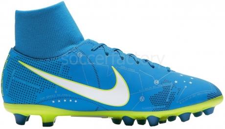 online store fce1a f66fe Botas de Fútbol Nike. Bota Nike Mercurial Victory VI DF Neymar AG-Pro Junior