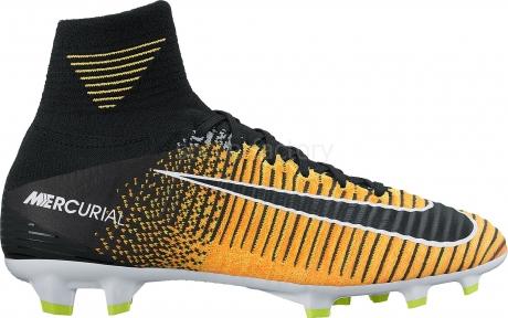 timeless design 53e4f c0dee Botas de Fútbol Nike. Bota Nike Mercurial Superfly V DF FG JR