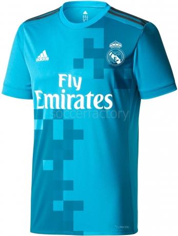 4d90079578a6b Camisetas adidas 3ª equipación Real Madrid 2017-2018 BR3539